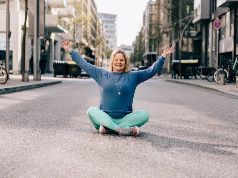 Meditation: eine Unterhaltung mit dir