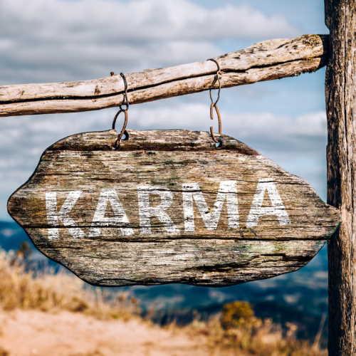 5 Tipps wie du schlechtes Karma auflösen kannst