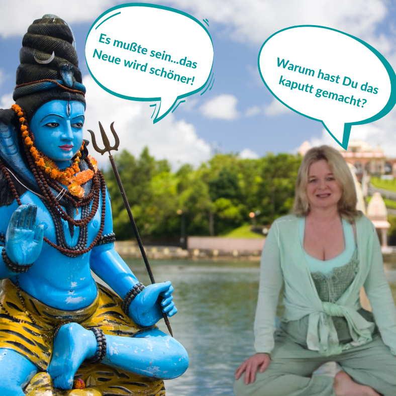 #60 Loslassen und Neuanfang mit Shiva