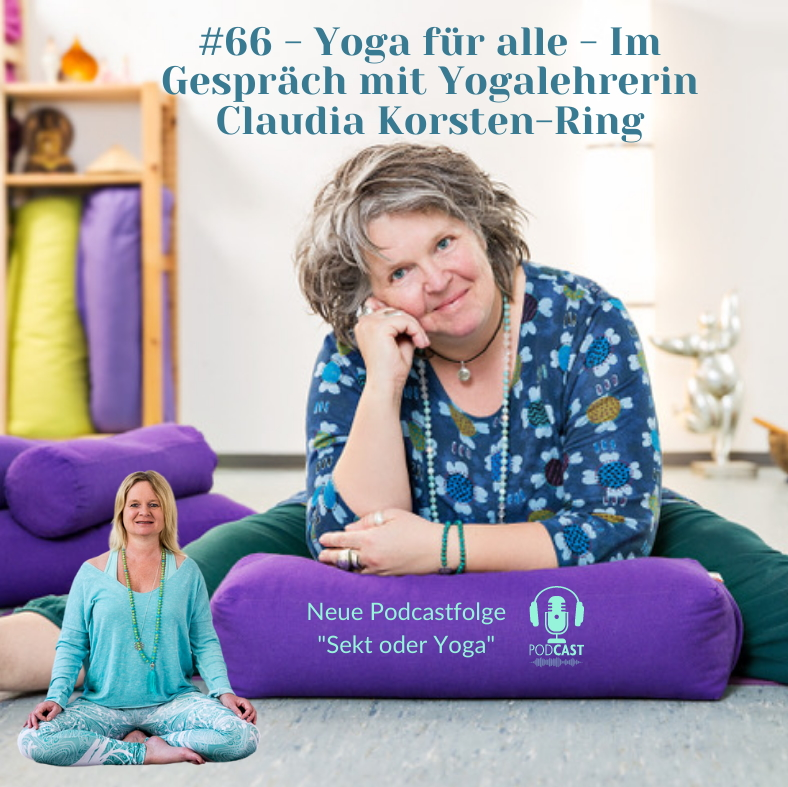 #66 - Interview mit Yogalehrerin Claudia Korsten-Ring